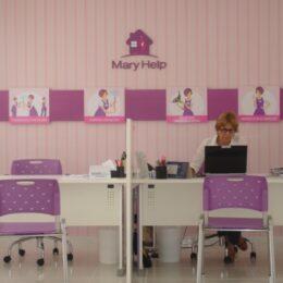 Recepção Mary Help